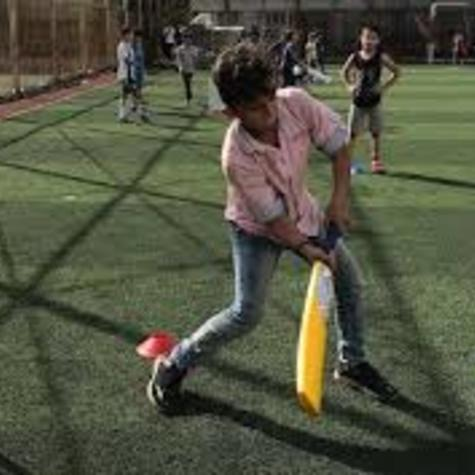 Cricket provides unlikely refuge for displaced Syrian kids in Lebanon's Shatila camp: special report