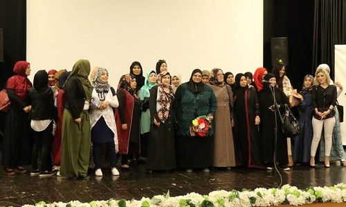 Women's Workshop Program Graduation