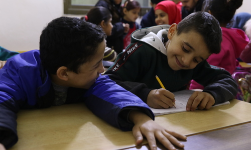 Access To Education For Syrian Refugee Youth
