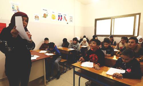 Know Our Center in Shatila?